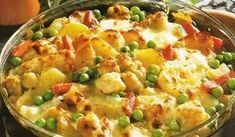 Photo of Vegetable casserole with meat sausage – recipe