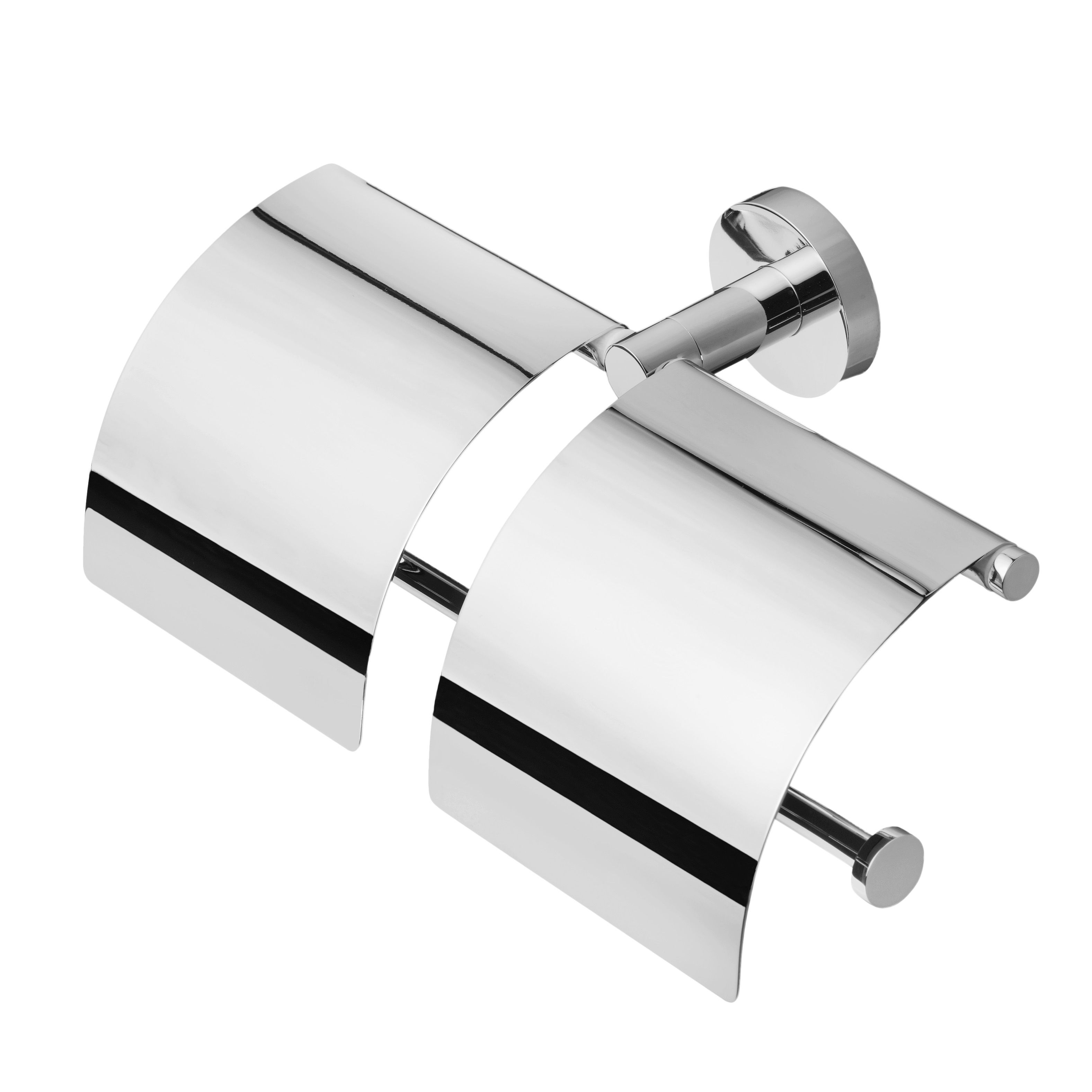 Toilet Roll Holder Double Geesa
