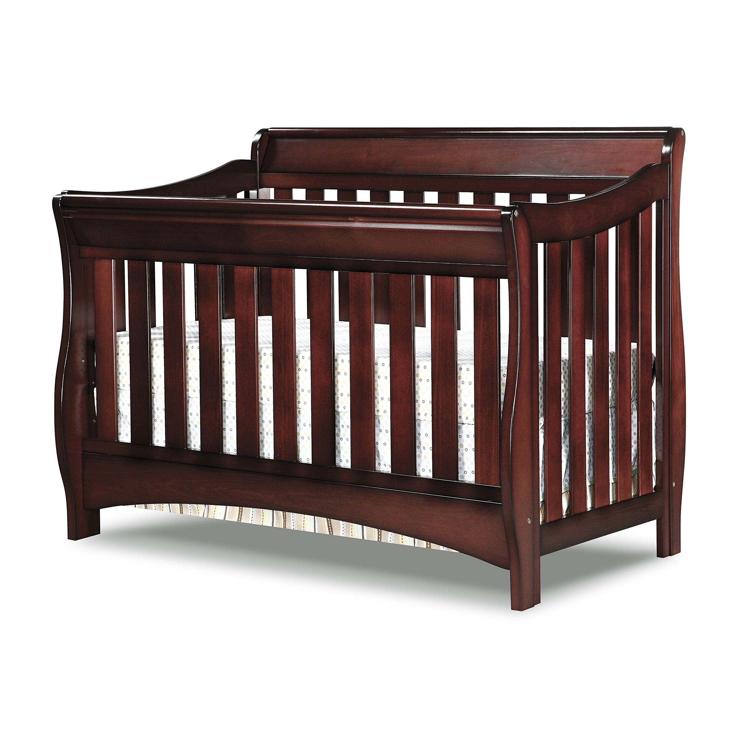 crib redmond convertible craft in cribs child cherry