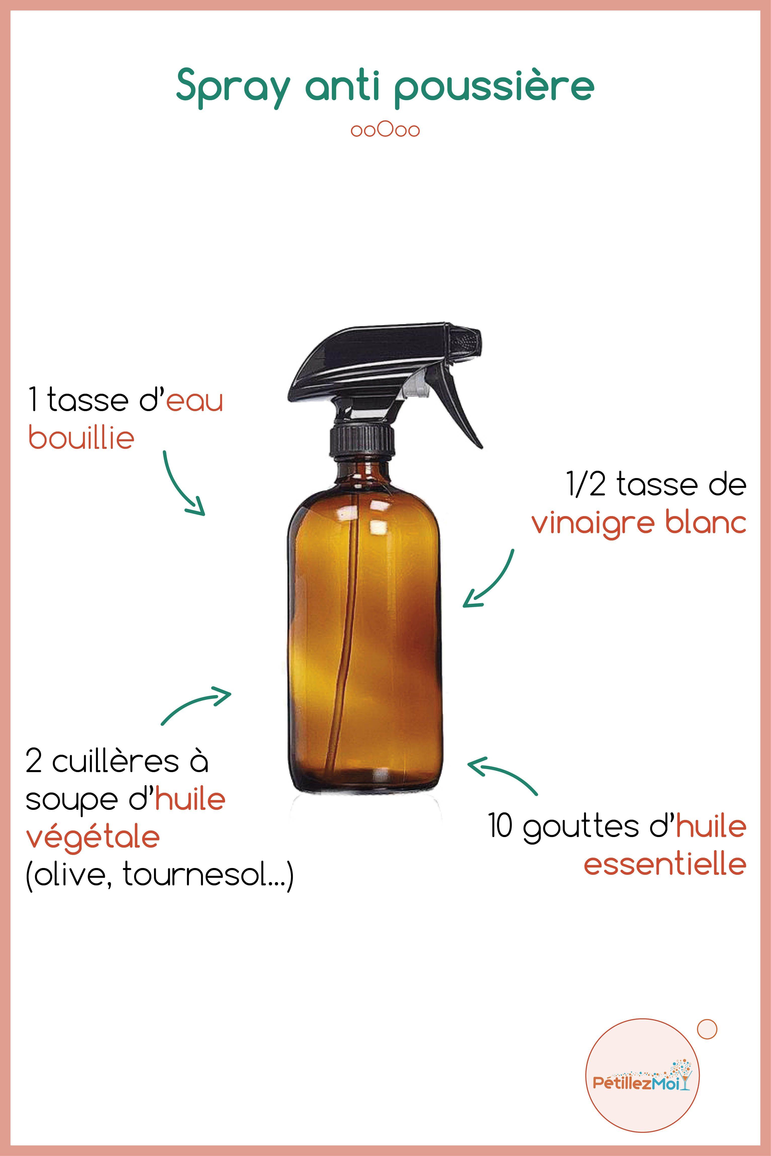 Produits dentretien pour la maison :10 recettes naturelles pour débutants