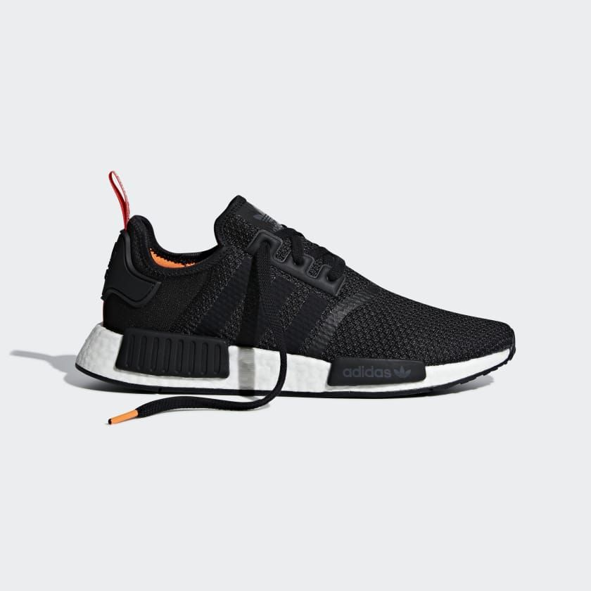 NMD_R1 Shoes Black B37621 | Jay Jay swag in 2019 | Black