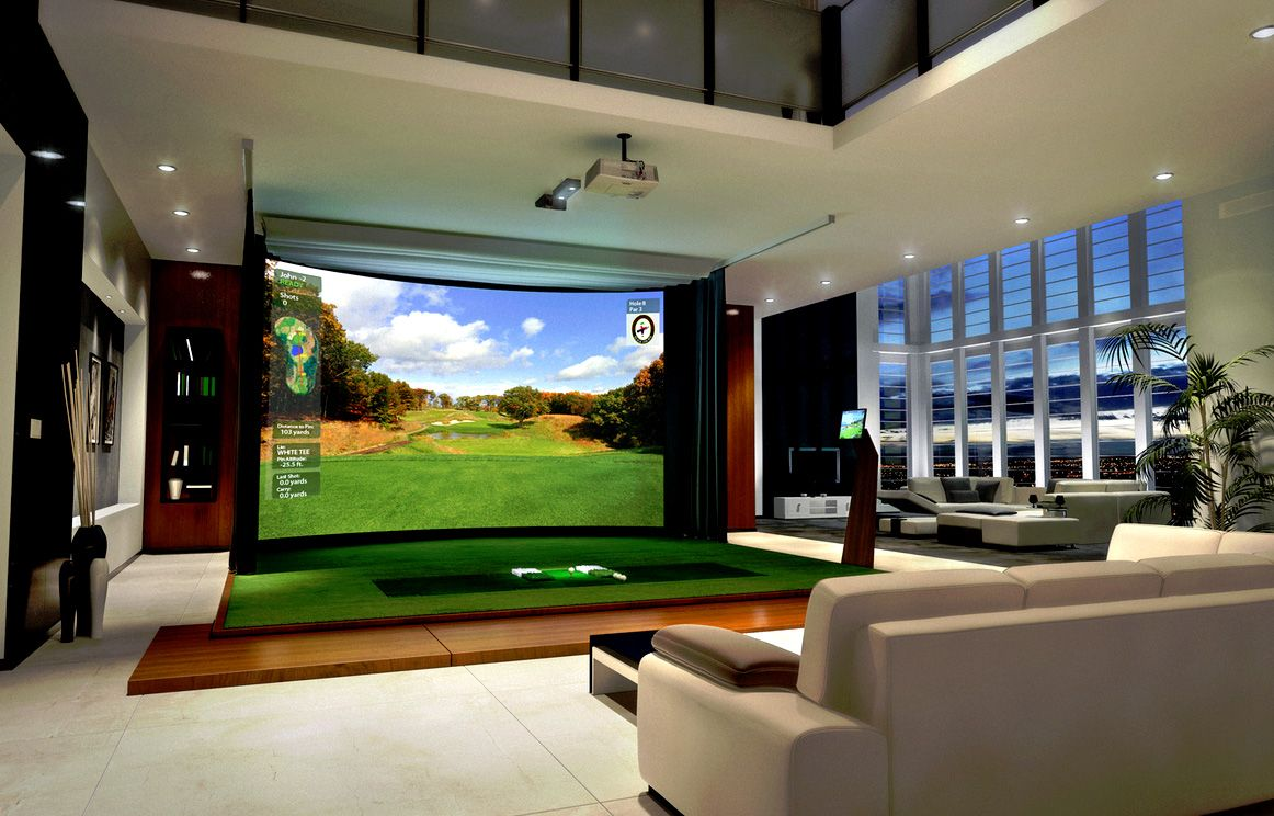 Bon The Ultimate Golf Cave: A Golf Getaway U003eu003e  Http://www.hgtvremodels.com/interiors/cedia 2013 Media Room  Finalist Golf Getaway/pictures/index.html?socu2026