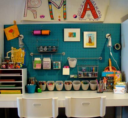Art Supplies Desk Like The Look Of This One