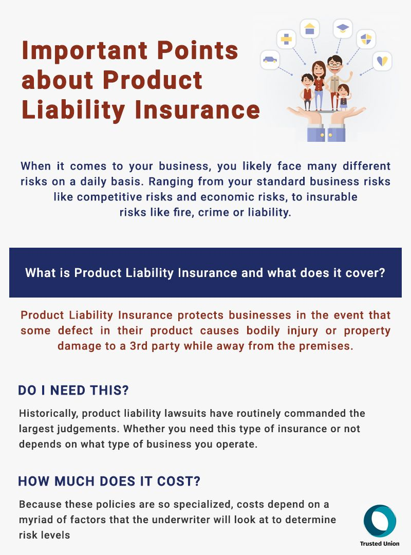 Product Liability Insurance Coverage and Policy