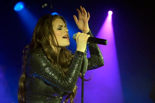 Sängerin Schmidt startet ihre zweite Tournee in der Musa