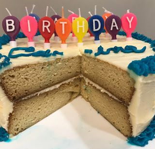 Low Carb Birthday Cake CAROLINES KETO KITCHEN Carolines Keto