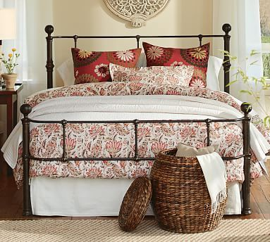 Mendocino Bed Home Decor Simple Bed Wrought Iron Beds