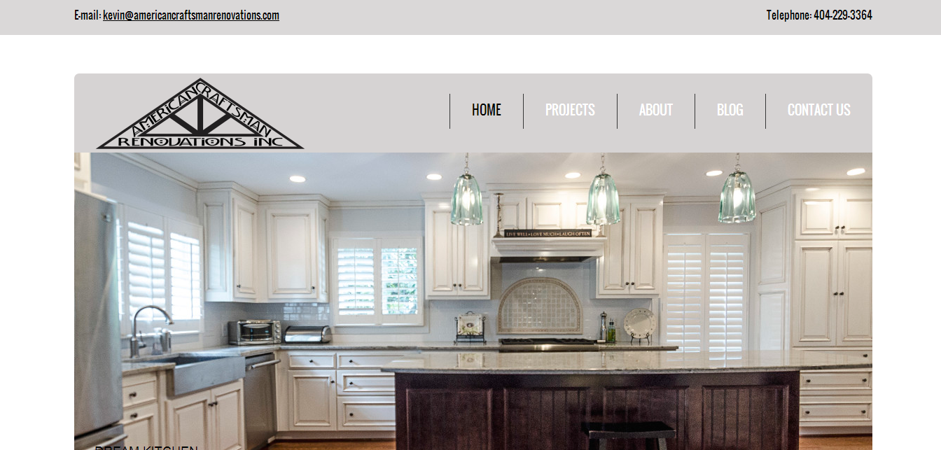 If you want the best kitchen renovation in atlanta american