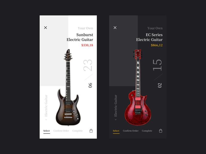 Guitar Store App Guitar Store Guitar App App