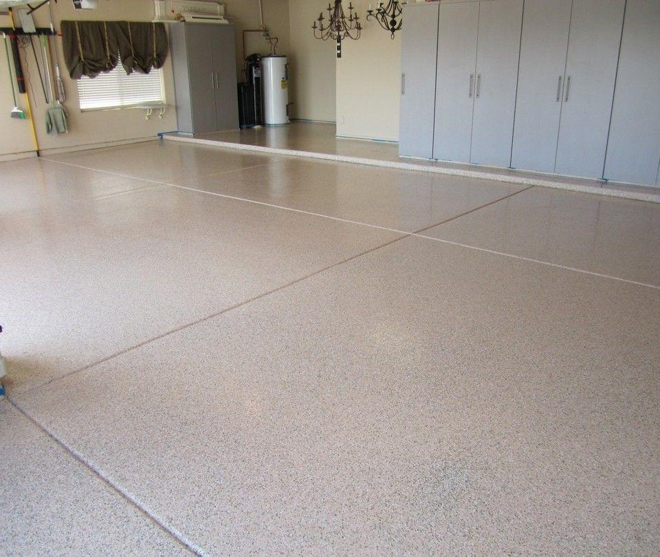 Garage floor coating services and cost eppley handyman