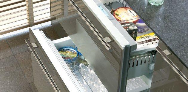 Id 24fi Freezer Drawers Sub Zero Appliances Small Space Design Integrated Fridge Sub Zero Appliances