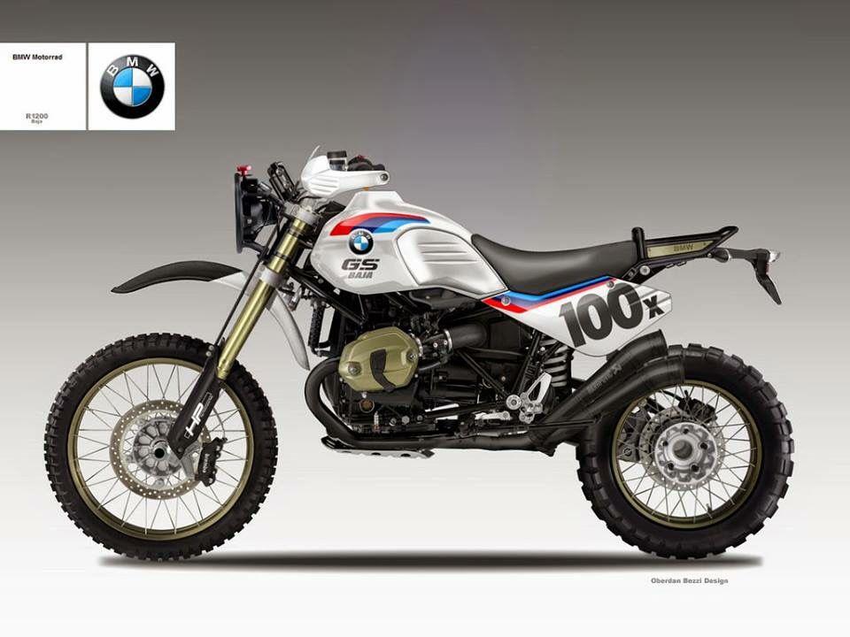 Bmw R1200gs Scrambler Bmw Motorrad Bmw Konzept Motorrad Fahren