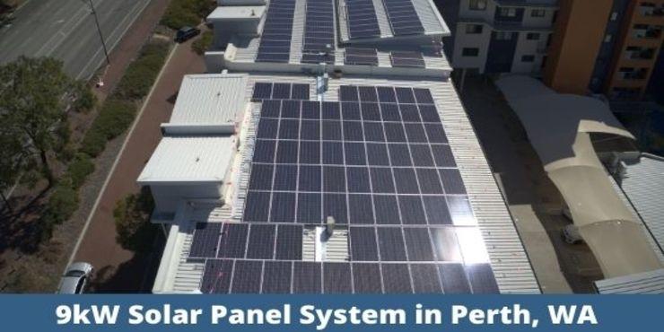 9kw Solar Panel System Installation In Perth Wa Solar Panel Cost Price In 2020 Solar Panels Solar Panel Cost Best Solar Panels