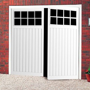 Cardale Bedford Steel Side Hinged Garage Door Side Hinged Garage Doors