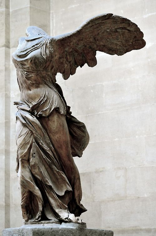 Artist · Nike of Samothrace /The Winged Victory ...