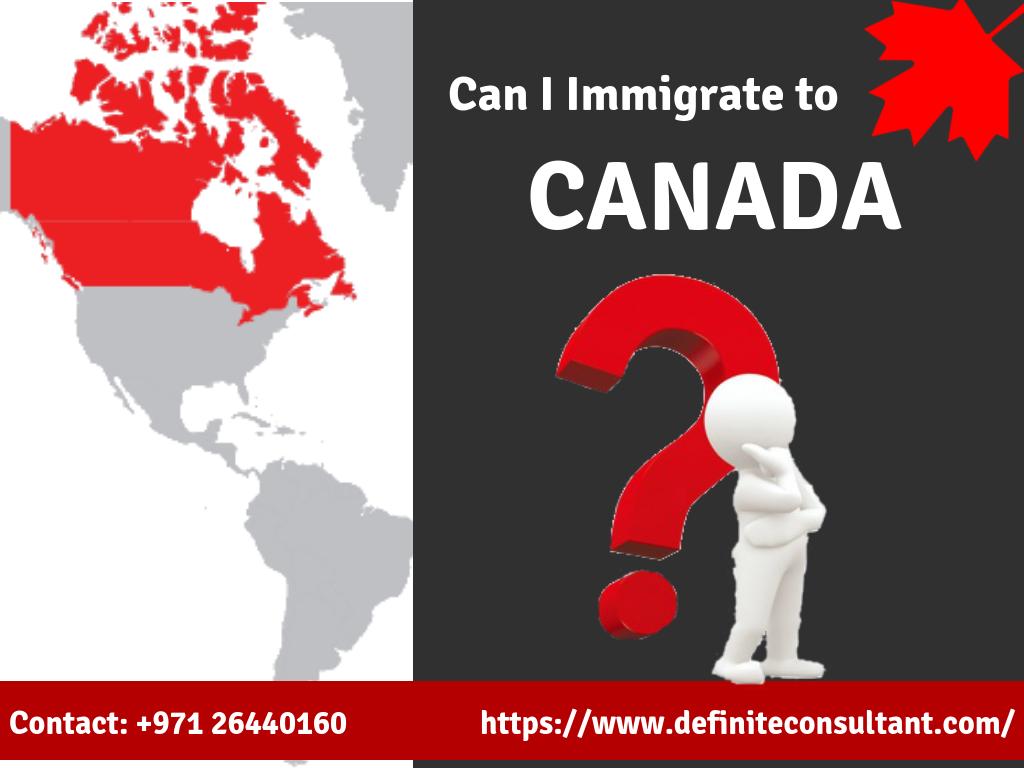 Immigrate to Canada Emirates, Canada, Uae