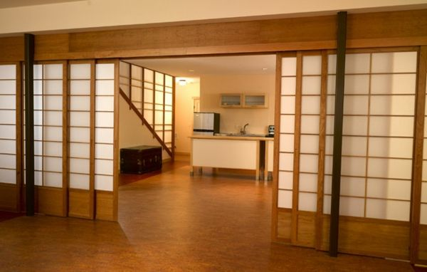 Les Portes Coulissantes Japonaises Pour Votre Intérieur Plus - Portes coulissantes japonaises