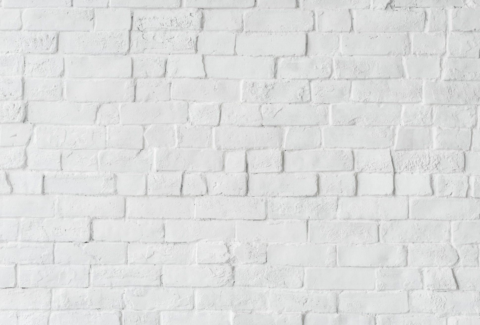 White Concrete Brick Wall White Brick Walls Black Brick Wallpaper Brick Wall Background
