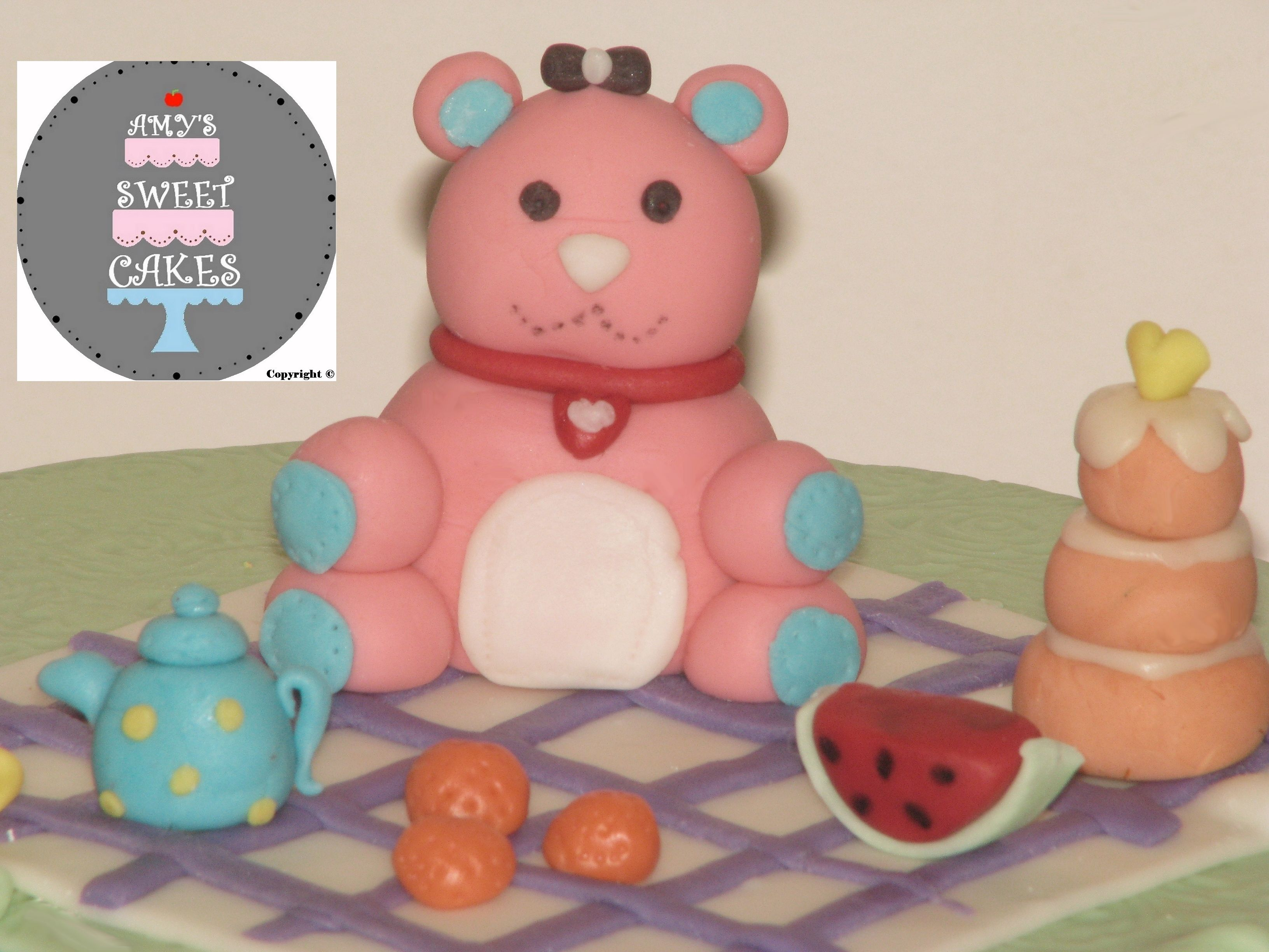 how to make modelling fondant icing