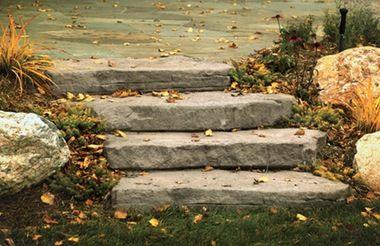 Irregular Steps