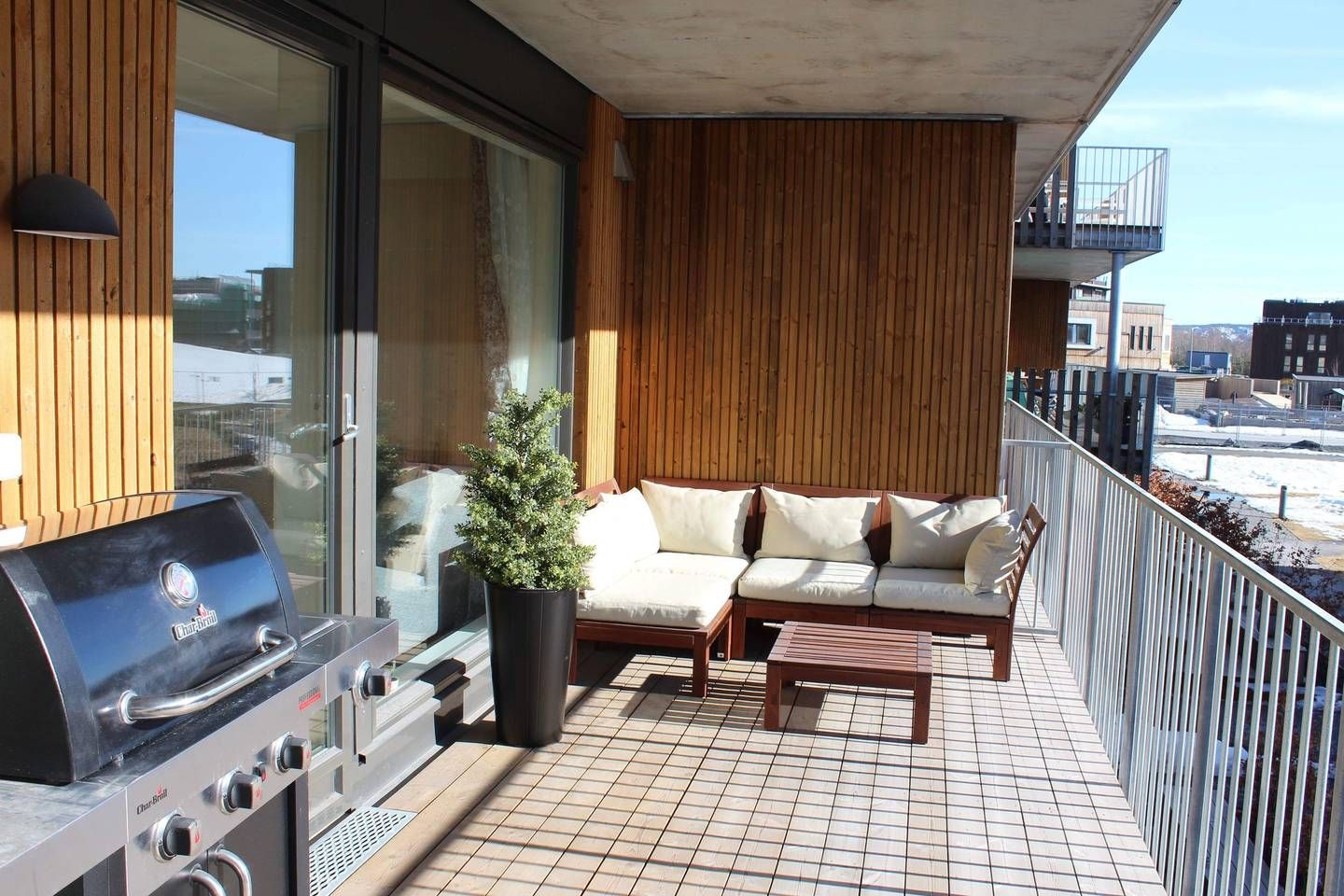 Image Result For Large Balcony Decorating Ideas Outdoor Sectional Sofa Outdoor Sectional Decor