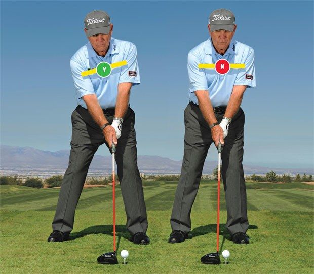 Butch Harmon: Launch Your Driver