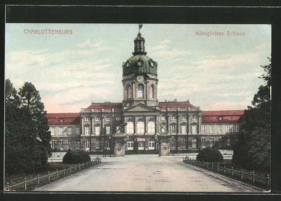 Pin auf Schloss Charlottenburg Berlin