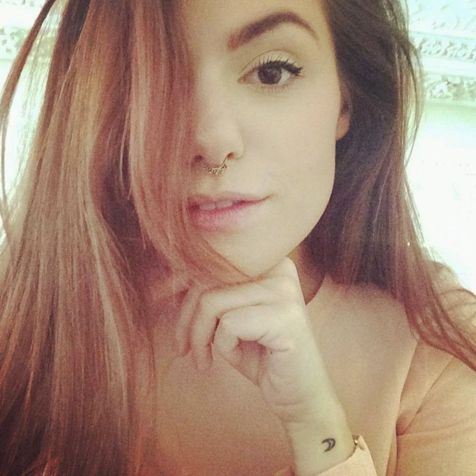 Girl nose piercing  marzia nose ring  Google Search  Tattoos  Pinterest