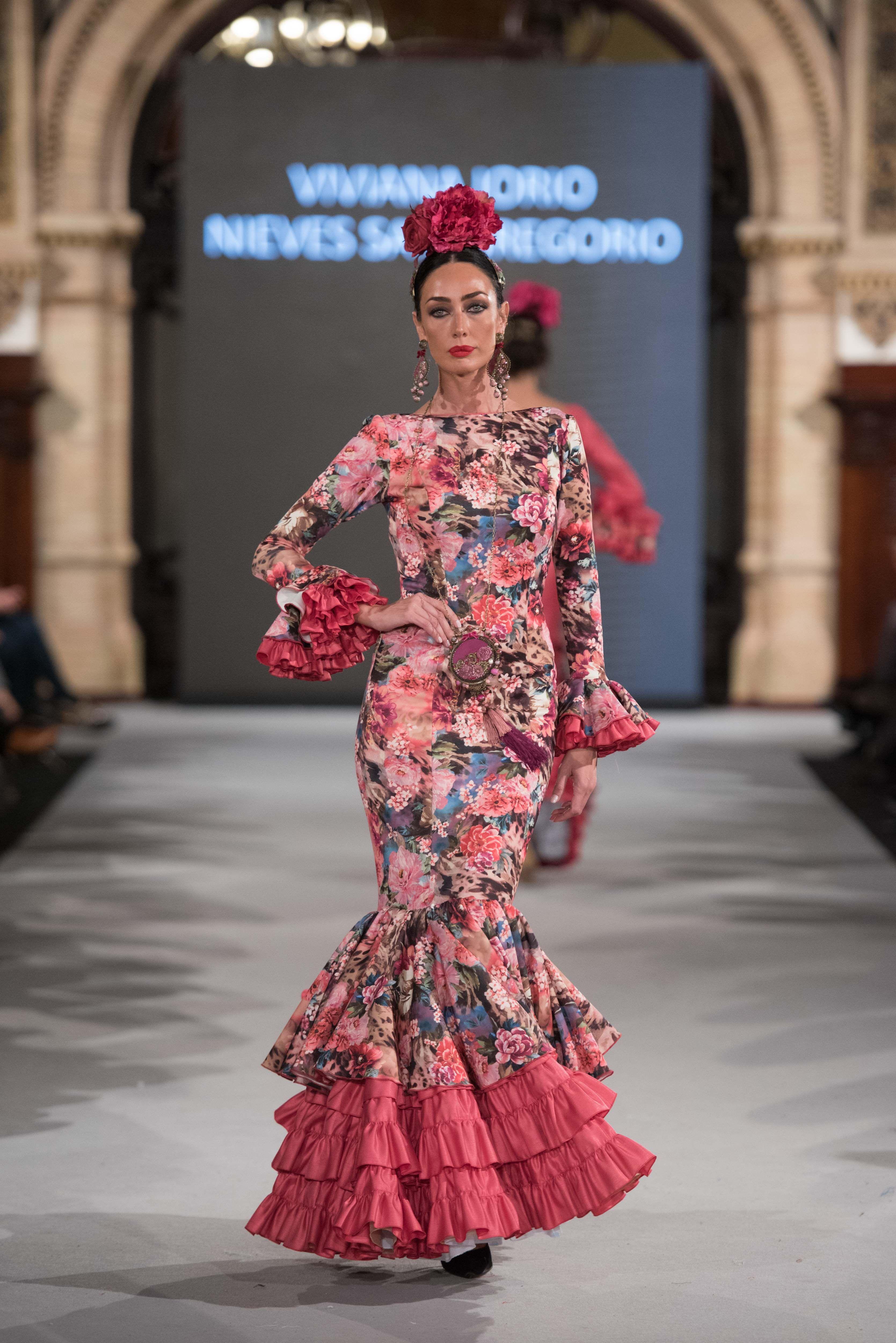 Viviana Iorio We Love Flamenco 2018 Sevilla   Flamenco