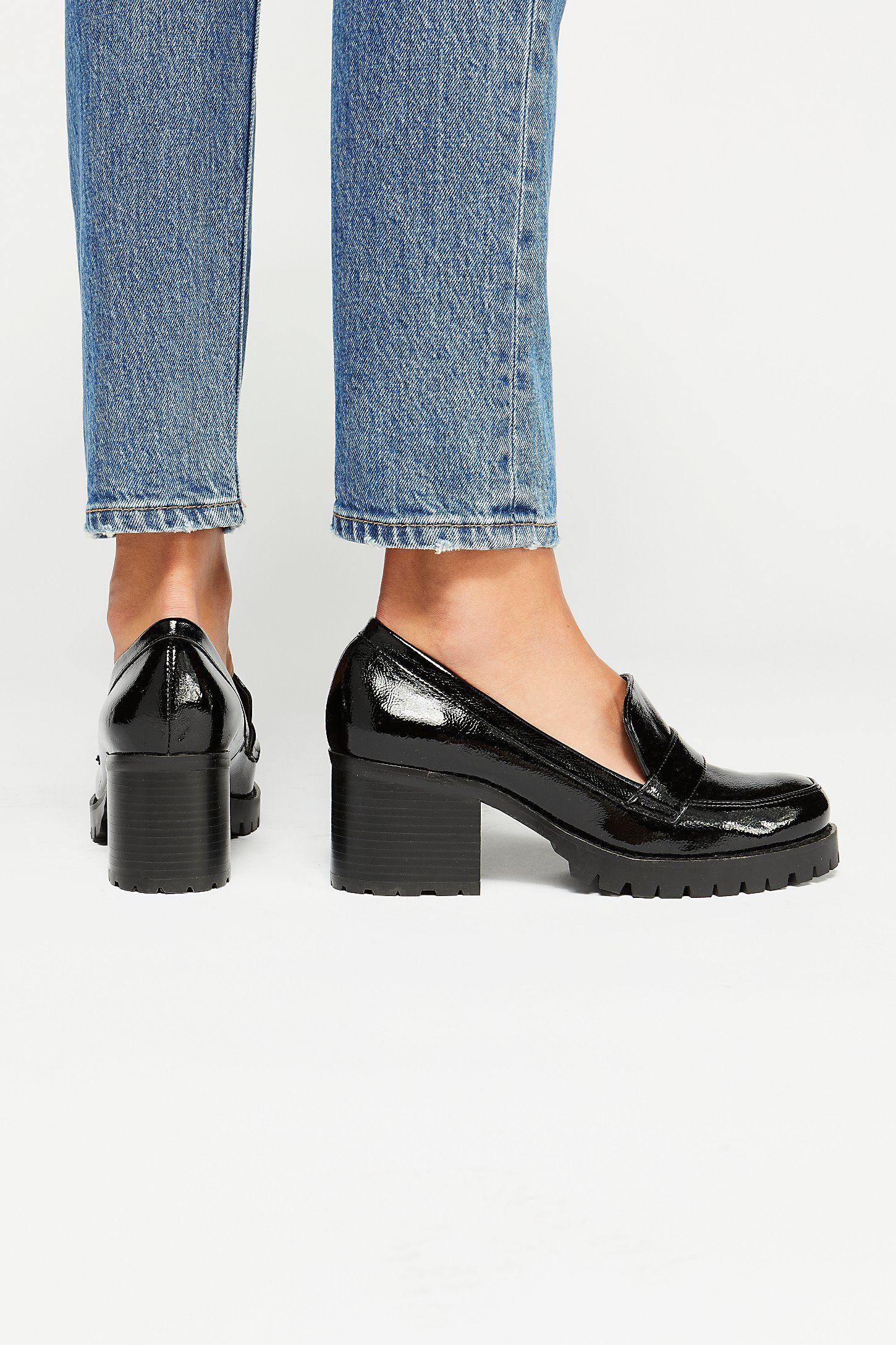 27cad3f484c Lexden Block Heel Loafer in 2018