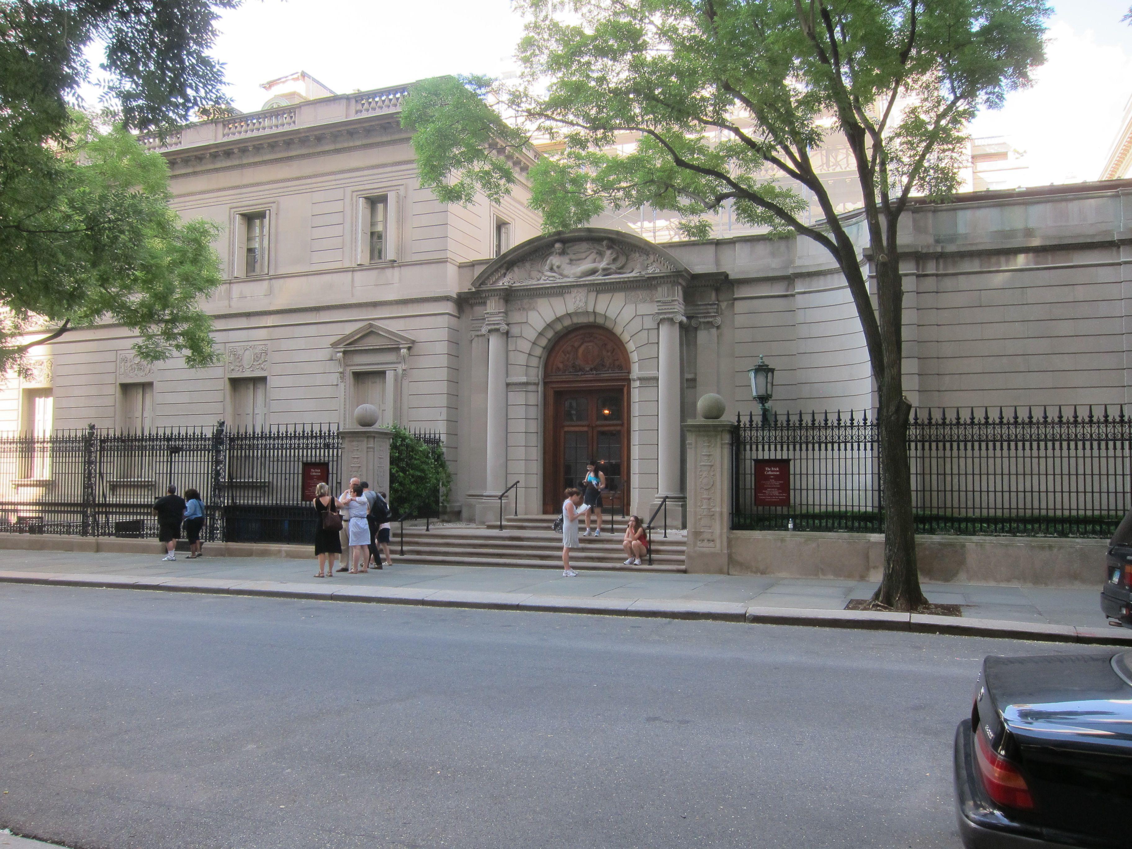 The Frick Estate New York City