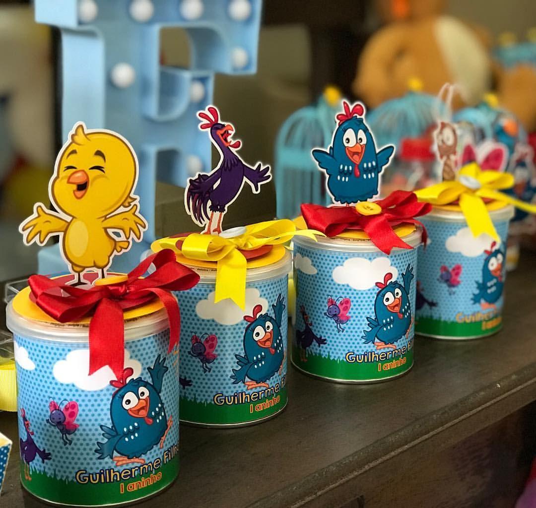 Batata Pringles Personalizada No 1 Aninho Do Guilherme Filho
