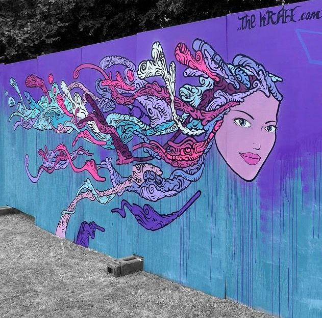 by the Krah in Bristol, UK, 7/15 (LP)