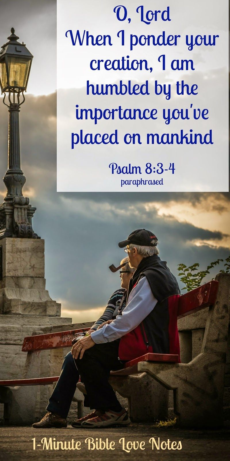 Our natural response to God s love should be amazement that He loves us despite mankind s history