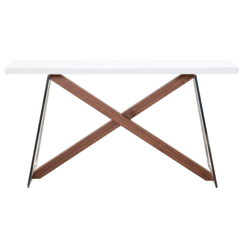 Surprising Bricelyn Console Table Dimensions 18 Wide 30 Tall 55 Ibusinesslaw Wood Chair Design Ideas Ibusinesslaworg