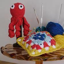 amigurumi - octopus