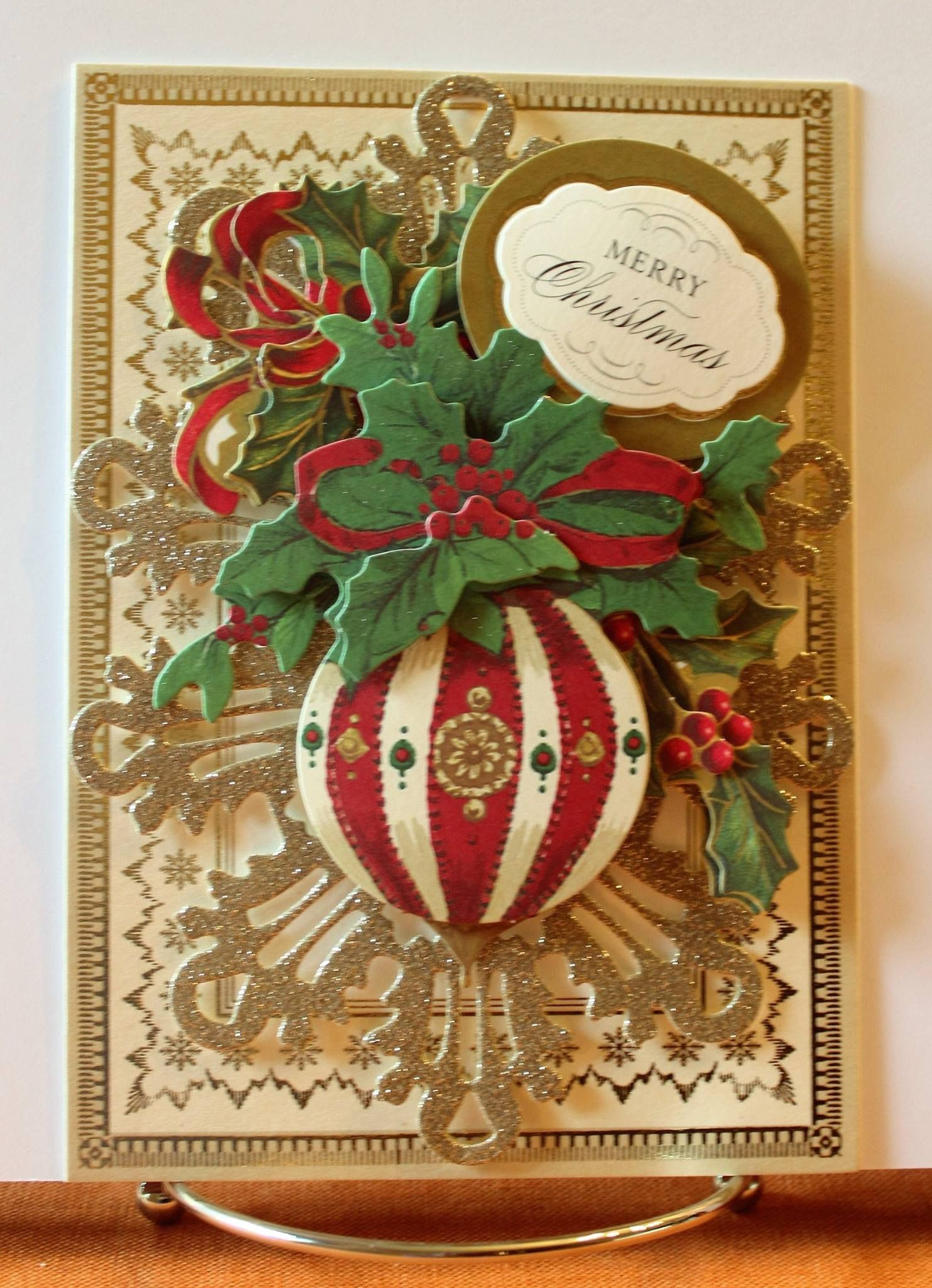Pin by Mary Armstrong on Anna Griffin Christmas Cards | Pinterest ...