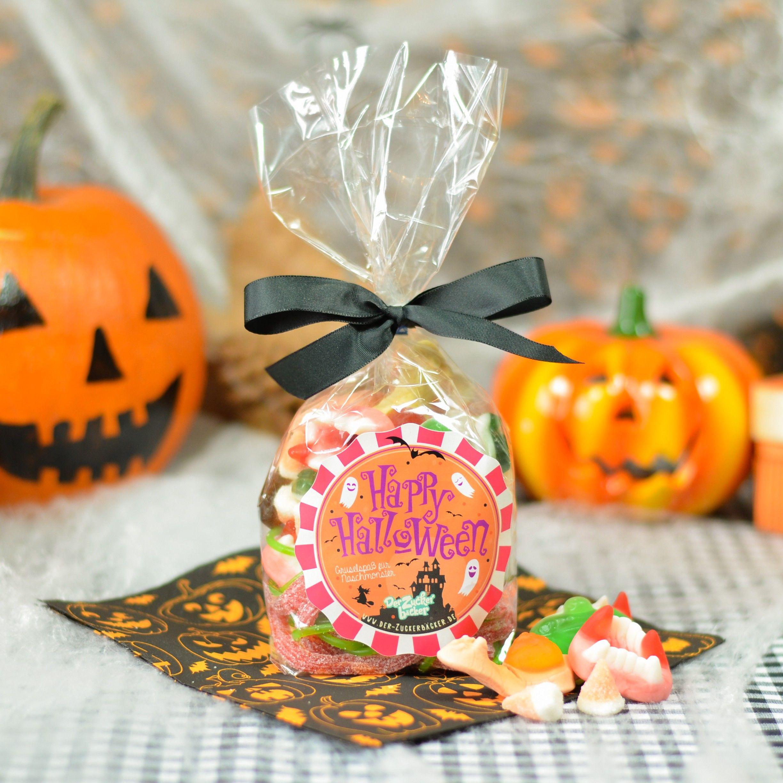 Süßes, was zum gruseln lecker ist: Unsere Halloween Süßigkeiten-Tüte ...