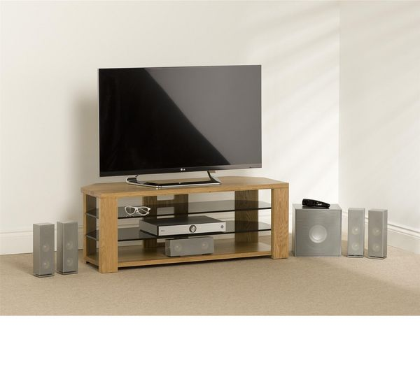 Buy Optimum Bench 1200 Open Tv Stand Free Delivery Currys Tv