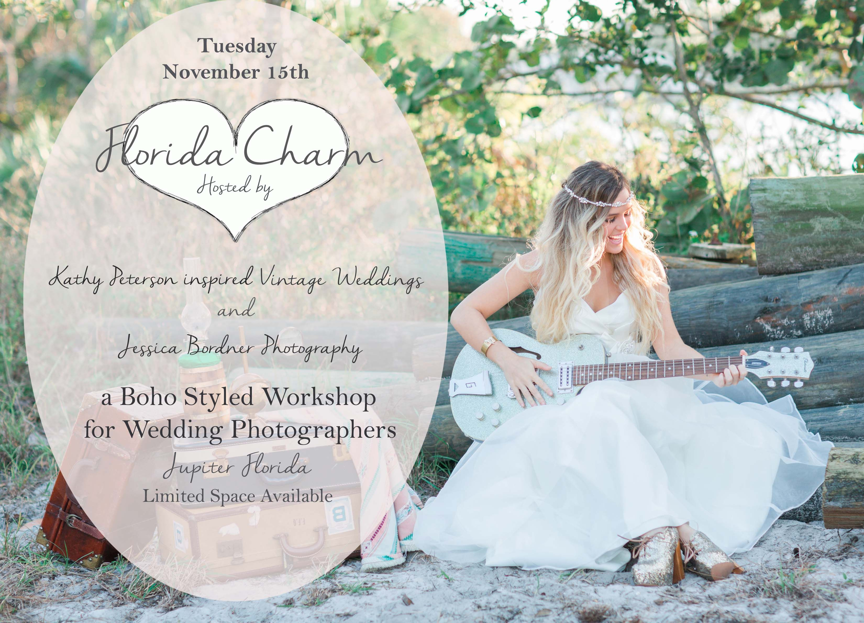 Jazz up your Photography Portfolio and join us on the magical Boho ...