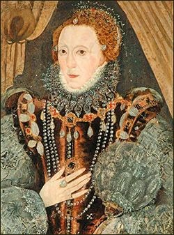 Photo of Portraits of Queen Elizabeth The First, Part 2: Portraits 1573-1587
