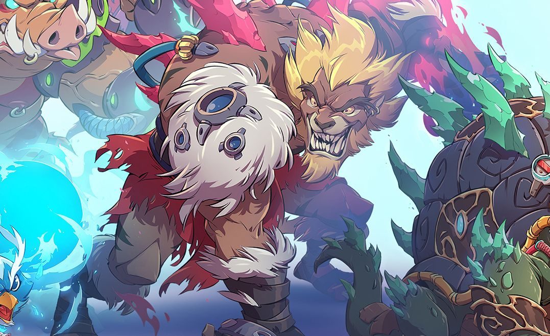 Duelyst is now available through Steam Steam pc