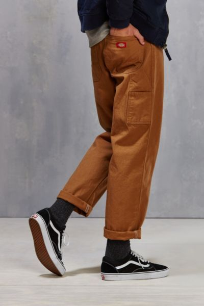 Dickies Relaxed Fit Straight Leg Carpenter Pant Mens Street Style Mens Outfits Mens Streetwear