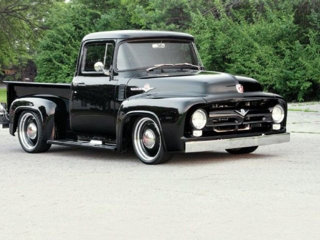 1956 Ford F-100 is a Sick, Street Monster - Ford-Trucks.com