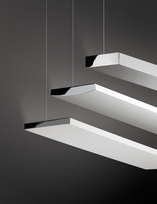 Dusk An Architectural Staple With A Flash Of Chrome That Offers Soft Indirect Light In