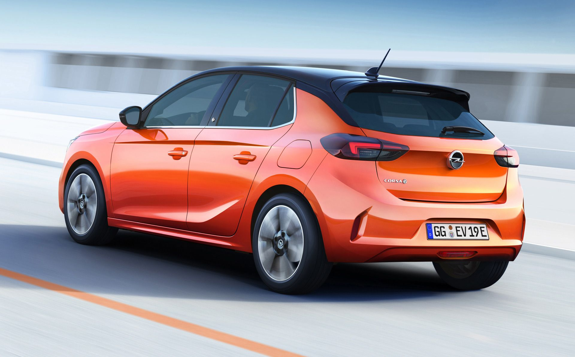 Opel S First Car Post Gm Is The 2020 Corsa E Electric Hatch Opel Corsa Autos Mexico Autos