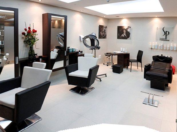 Peluquerias modernas peque as buscar con google - Salones de peluqueria decoracion fotos ...