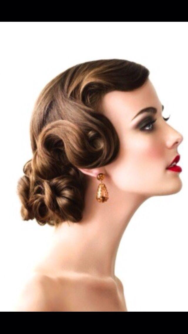 Especial peinados años 20 Galeria De Cortes De Cabello Estilo - Una buena opción para el día de tu boda es optar por un ...