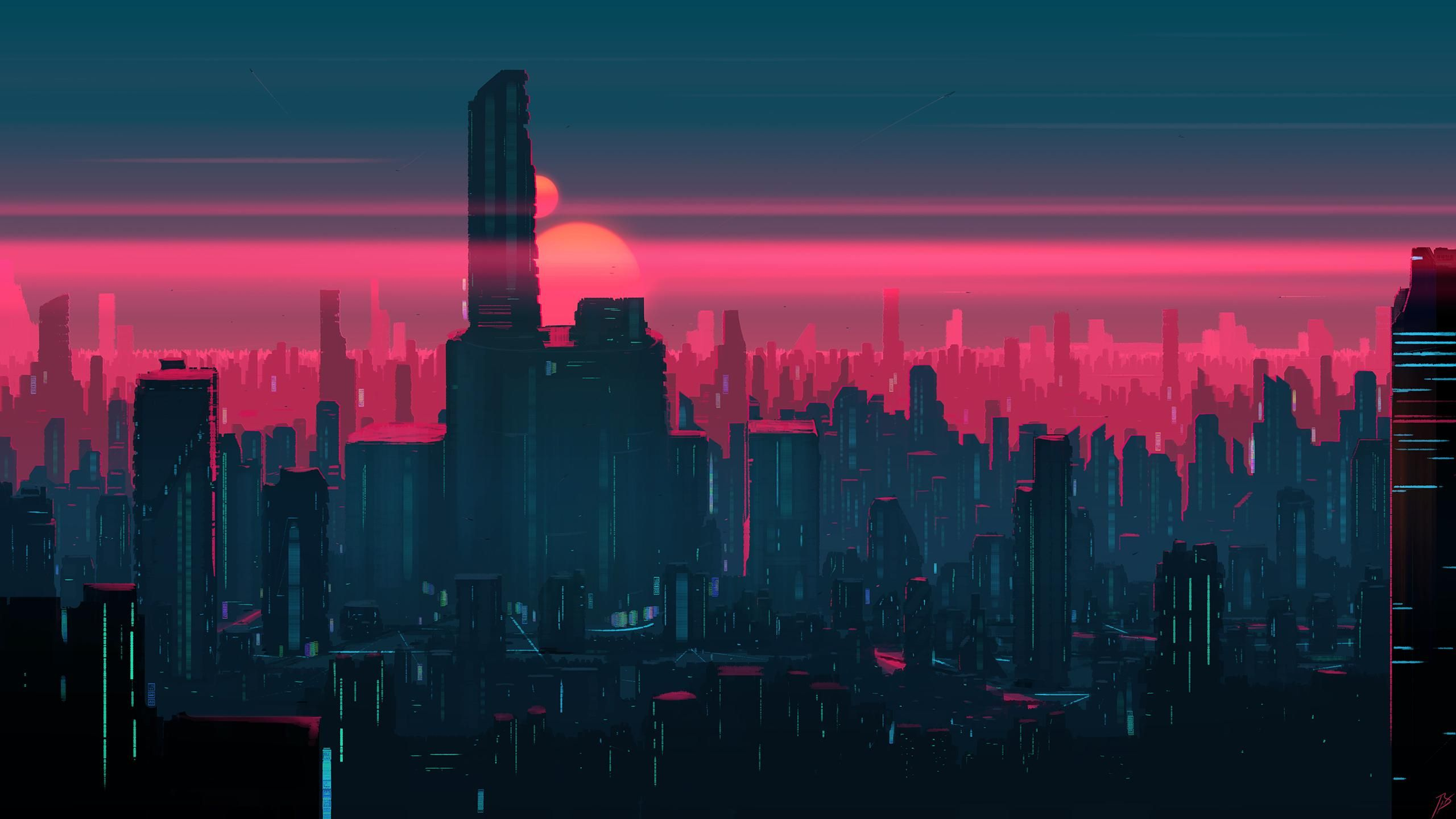 Futuristic City wallpaper City wallpaper, Futuristic