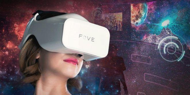 FOVE 0 – Le casque VR avec eye-tracking est disponible en